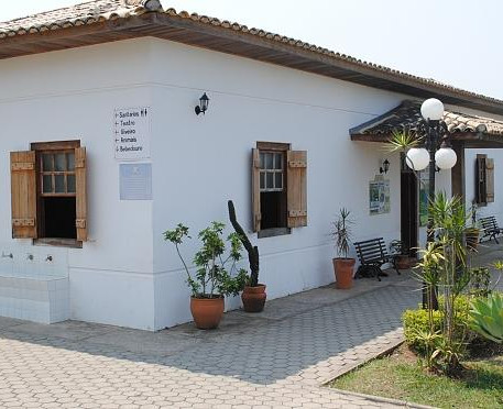 Casa réplica do Sítio do Pica-pau Amarelo