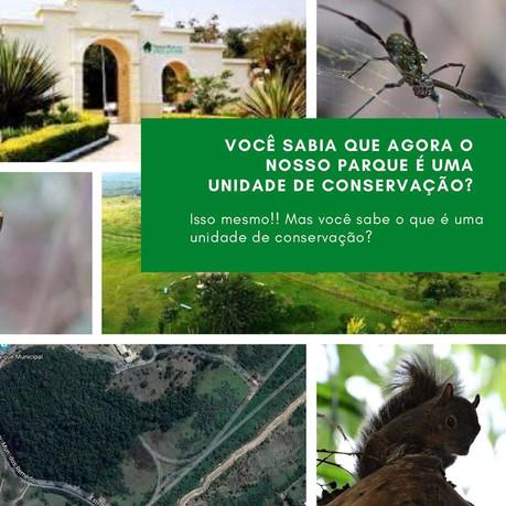 Você sabia que agora o Parque do Itaim é uma Unidade de Conservação?