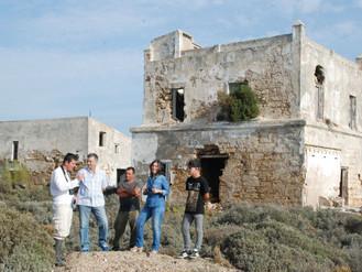Diputación se embarca en la restauración de la Isla del Trocadero.
