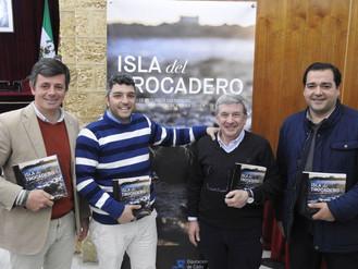 Salarte y Diputación difunden los valores de la Isla del Trocadero.