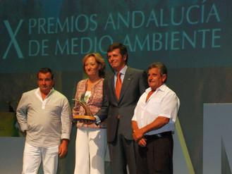 Salarte, premio Andalucía de Medio Ambiente 2015