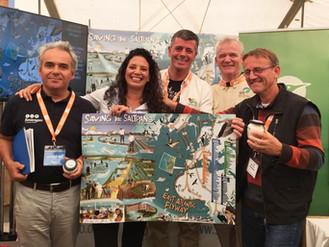 Salarte y BirdLife presentan 'Salvando las Salinas'