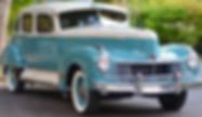 Turquoise Car TN