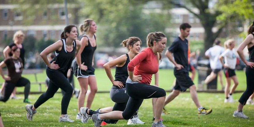 Bootcamp in the Park