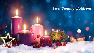Advent-First Sunday TN
