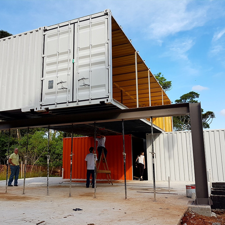 CURSO ON LINE  ARQUITETURA COM CONTAINERS