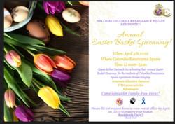 2020 Easter Basket Giveaway