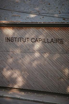 façade d'un commerce, Nantes, 44