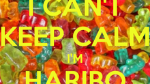 Fit, Fat, Fit and Don't Mention Haribos (or any other fruit-flavoured gelatinous foodstuff)