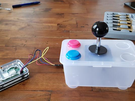 Wir bauen unseren eigenen Game-Controller!