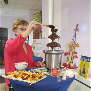 Salon Annuel de la Bureautique et des Services à Breuil-Le-Vert, le 11 avril 2018