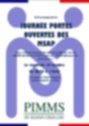 affiche PIMMS MSAP