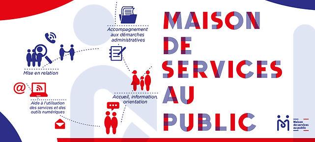 Affiche de la MSAP