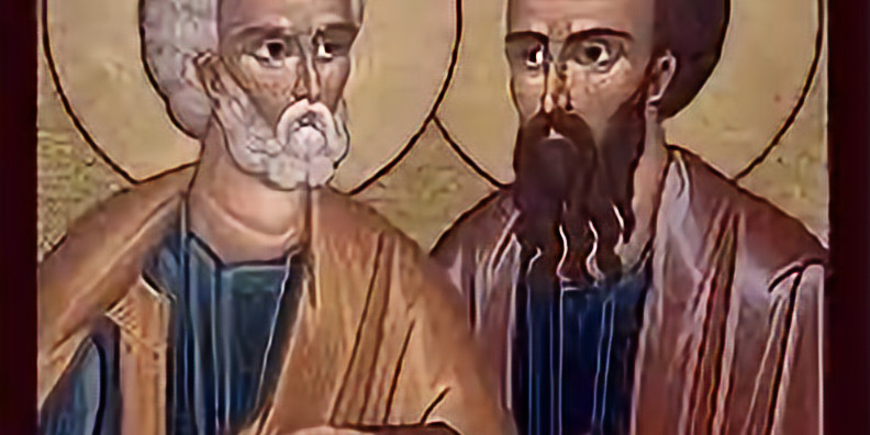 9am Feast of St Peter & St Paul Tuesday 29th June