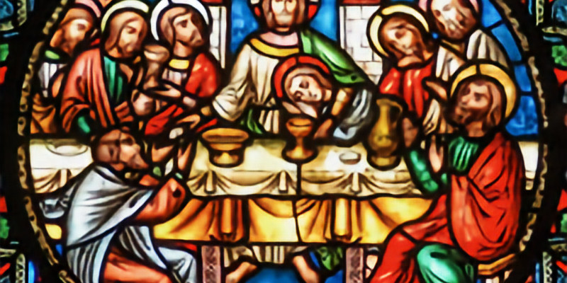 7:30pm Mass Commemoration of the Supper of the Lord 1st April 2021