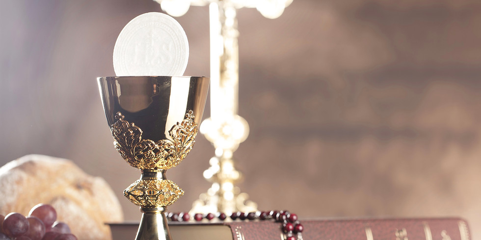 12noon First Holy Communion Mass Sunday 20th December 2020
