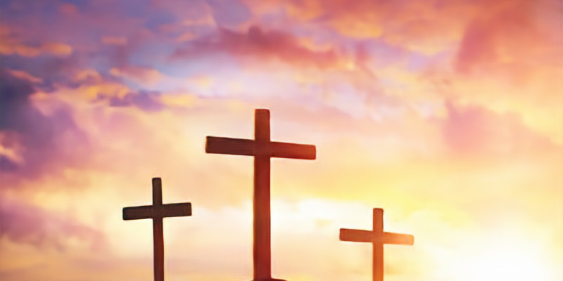 3pm Commemoration of the Passion of the Lord Friday 2nd April 2021