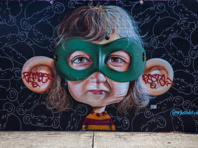 Street Photography in Brooklyn, New York