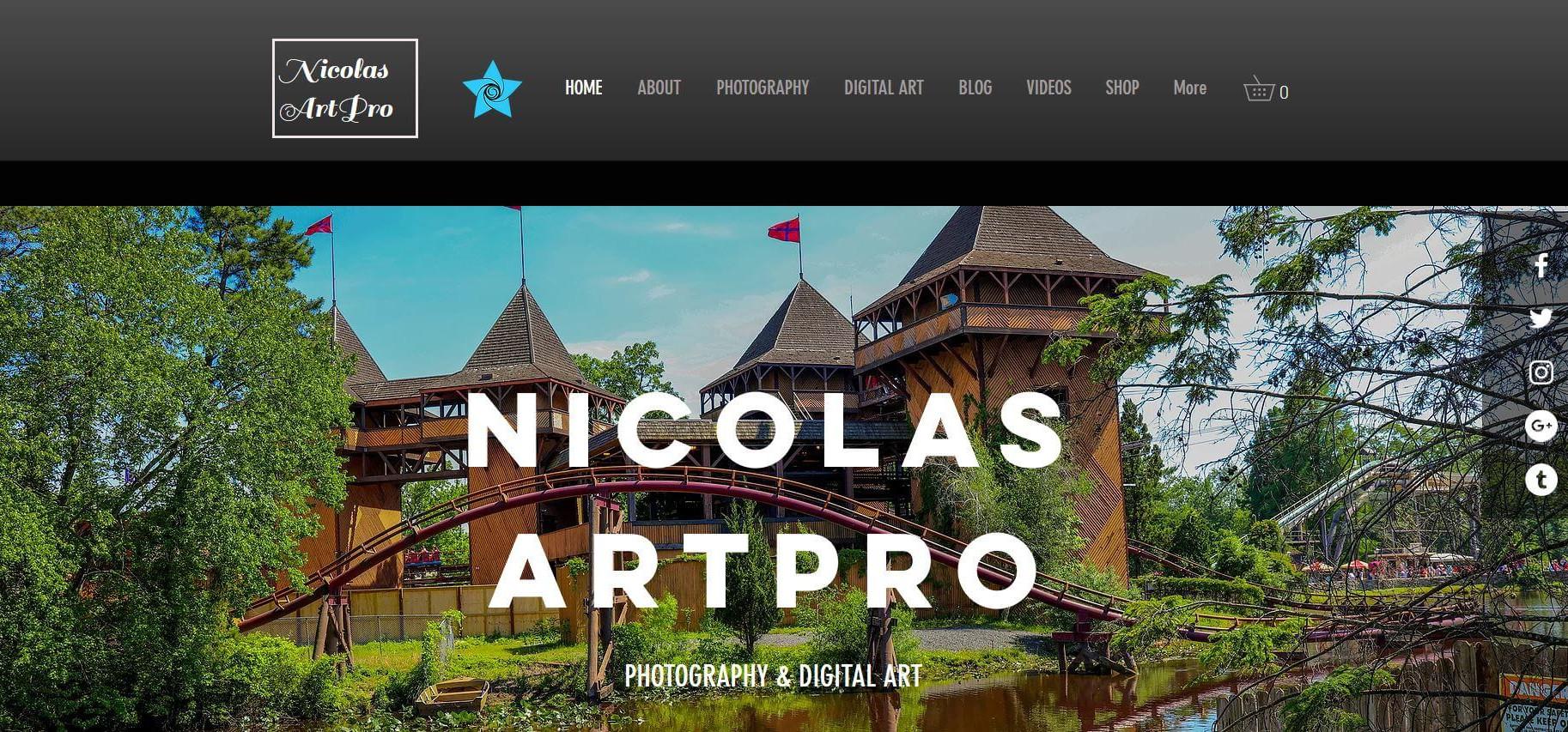 Webriseup: Nicolas ArtPro