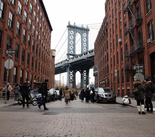 Photo of DUMBO in Brooklyn, New York
