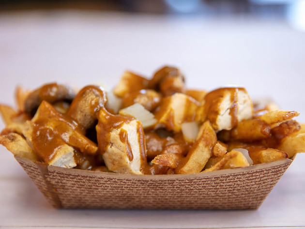 Food Photography - Fresh Cut Fries - Jefferson Fry Co
