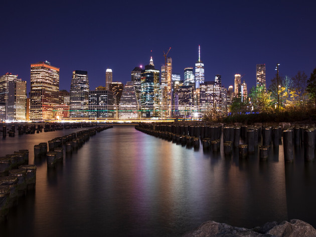 Night Photography in New York
