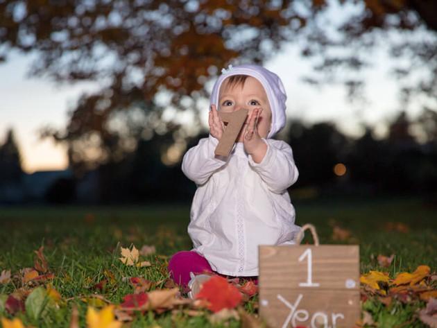 Birthday Outdoor Photography