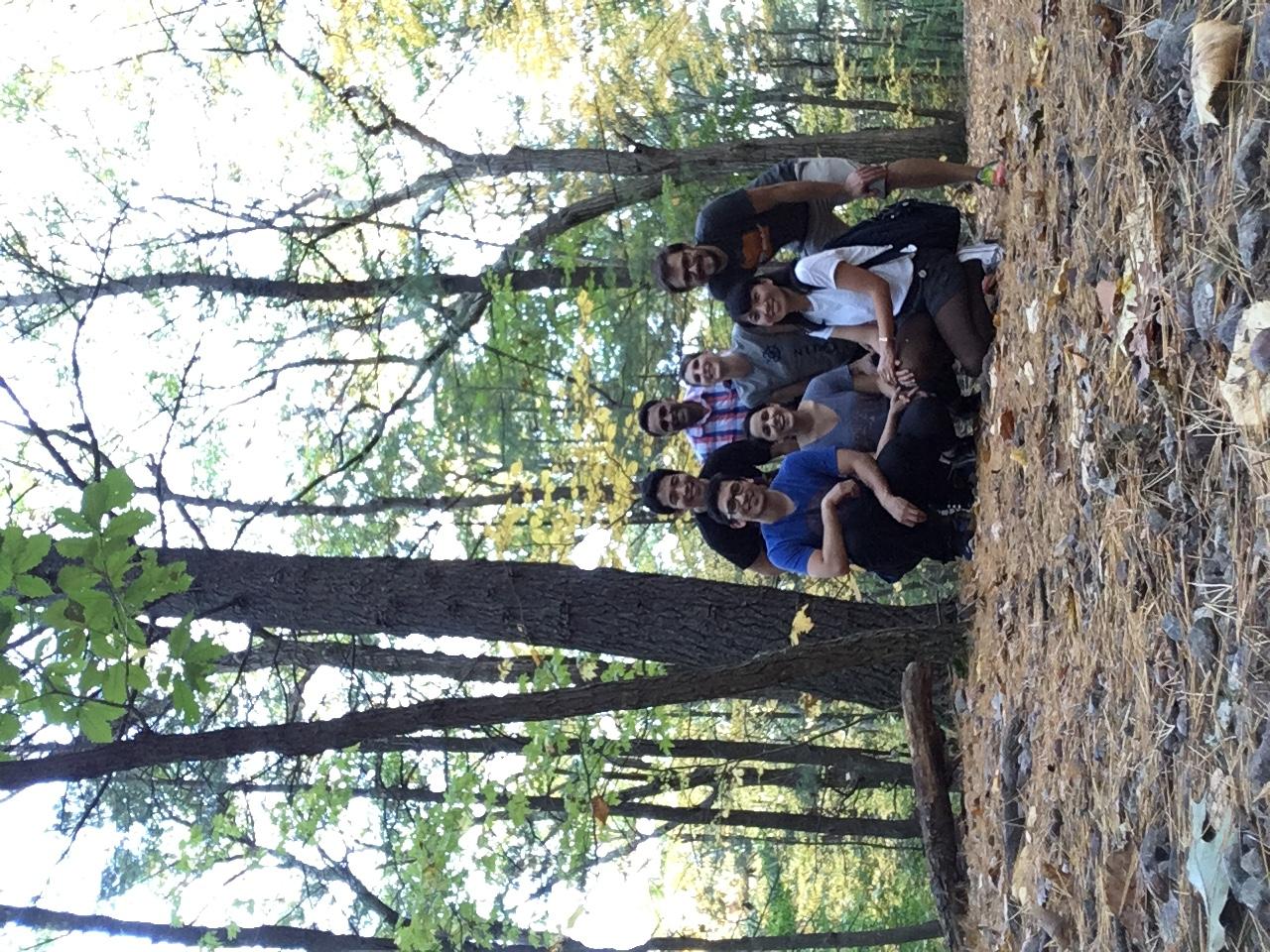 Fall 2016  Blue Hill Hiking trip 3