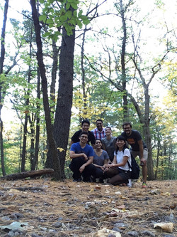 Fall 2016  Blue Hill Hiking trip 3