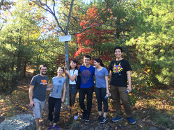 Fall 2016  Blue Hill Hiking trip 5