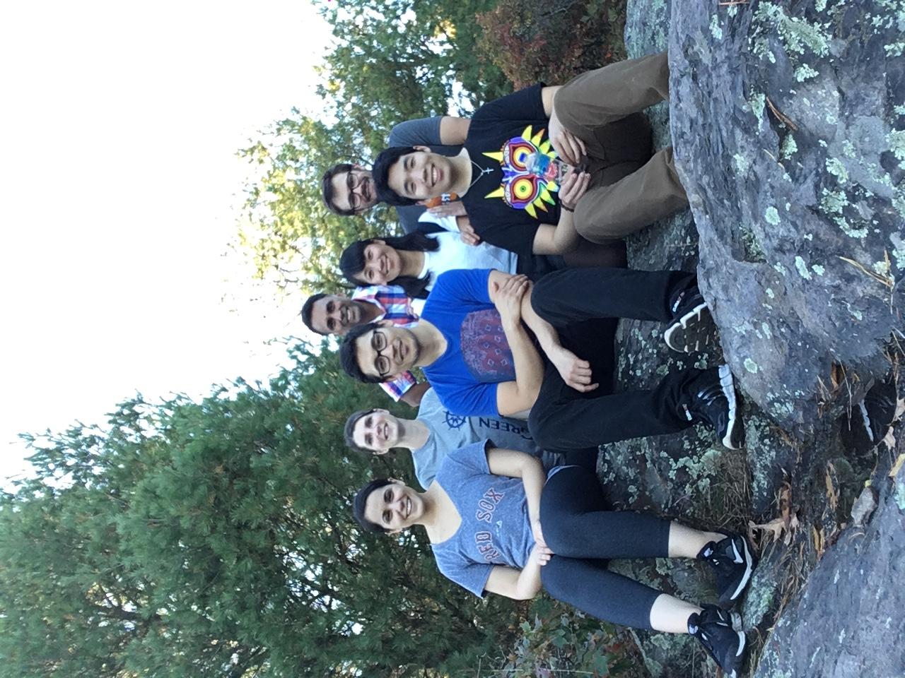 Fall 2016  Blue Hill Hiking trip 4