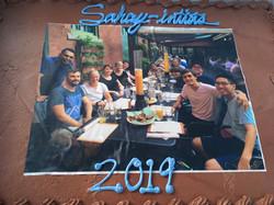 Sahay-intists cake 2019