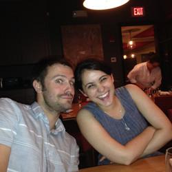 Antoine and Tara Aug 2014.JPG