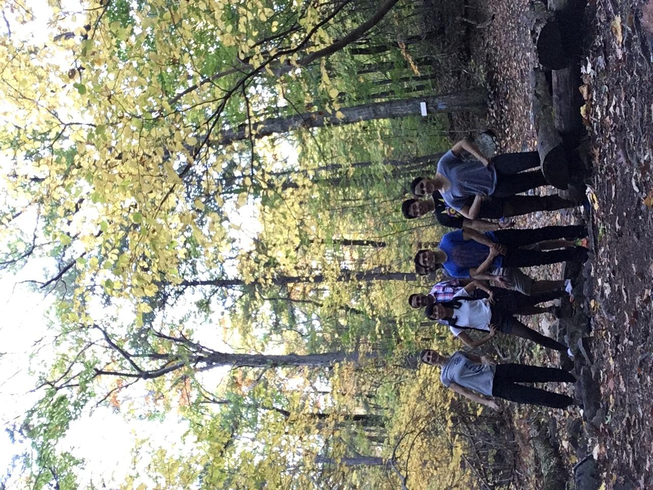 Fall 2016  Blue Hill Hiking trip 2