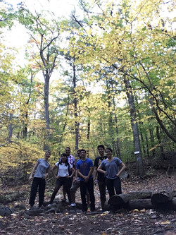 Fall 2016  Blue Hill Hiking trip 2