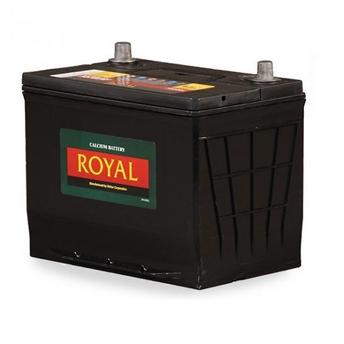 Royal 12V 65AH Semi-Sealed