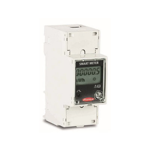 Fronius Smart meter - Single Phase - 63 A (Grid Feed-in Limit)