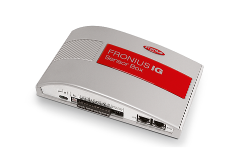 Sensor Box_Fronius Weather Station