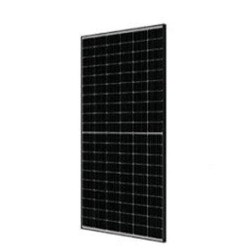 JA Solar 370W Mono Half-Cell Black Frame + MC4