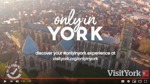 Chocolate Box: a poem for Visit York