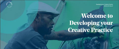 Developing Your Creative Practice fund awarded