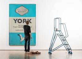 Interruptive spoken word for the Harland Miller exhibition at York Art Gallery, April 2020