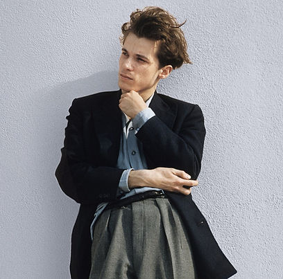 Glenn Gould Photograph by Jock Carroll