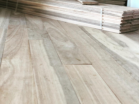 Ventajas de tener un piso de madera en tu hogar