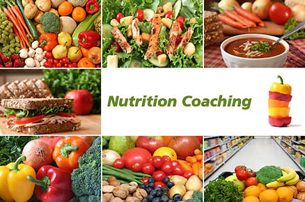 Click here for Nutrition Coaching