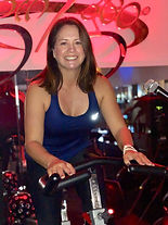 Rosemary: Daytime shift manager, Spin Instructor, Jump rope Pro, Master Instructor Teacher training