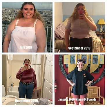 Mary lost 120 pounds