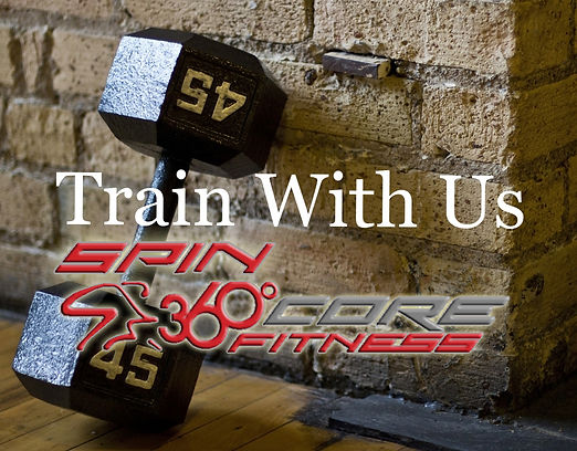 Spin 360 Core Fitness Personal Training