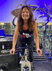 Gerie: General Manager, Spin Instructor, Personal trainer