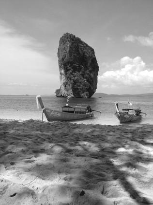 The Classic Thailand Beach Shot